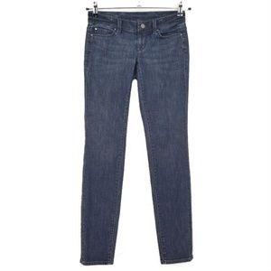 Ann Taylor Modern Fit Skinny Stretch Jeans  (A18)